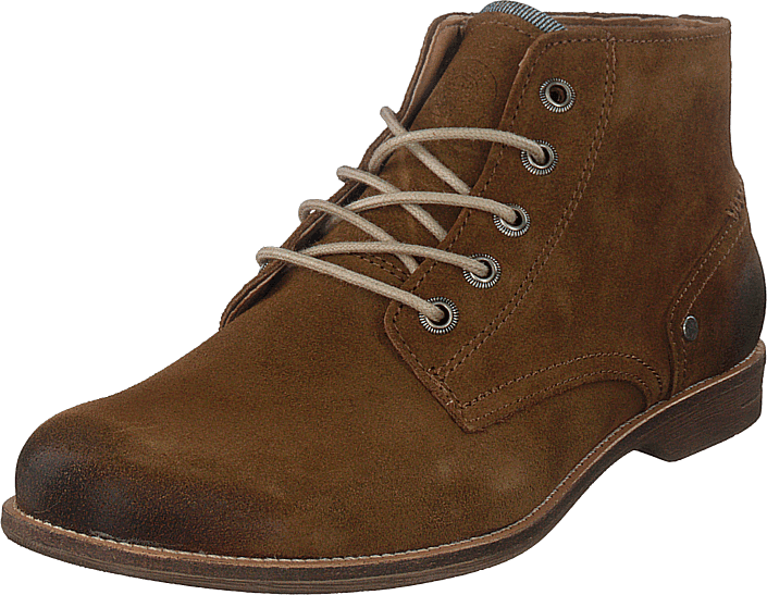 Sneaky Steve - Crasher Suede Tobaco