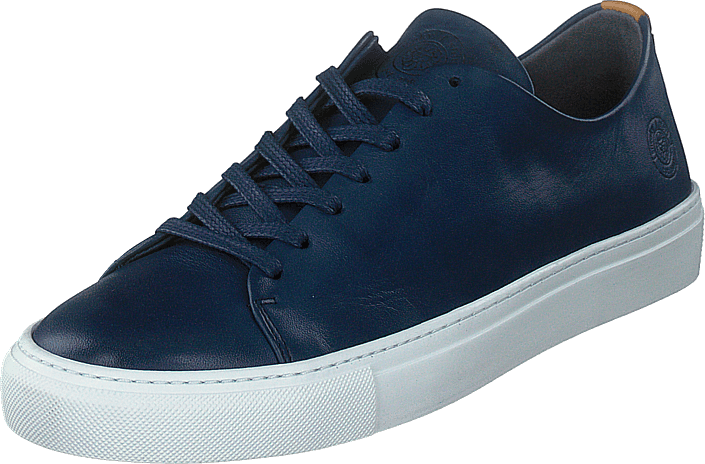 Less Leather Blue