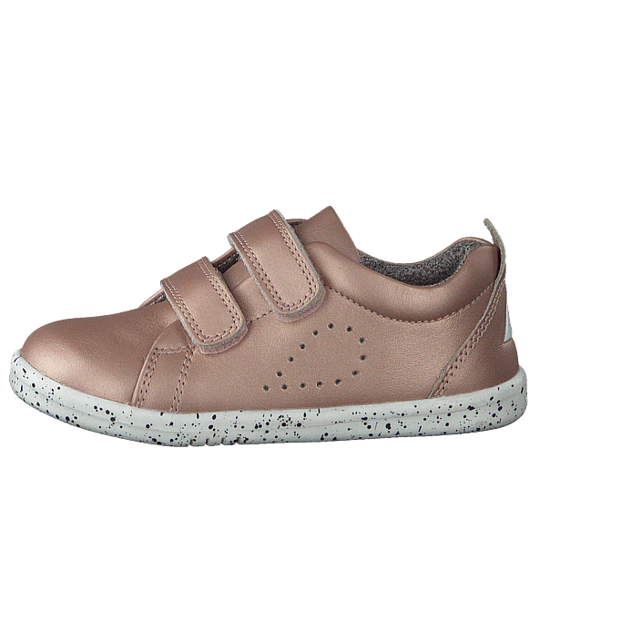 Kjøp Bobux Grass Court Rose Gold sko Online | FOOTWAY.no