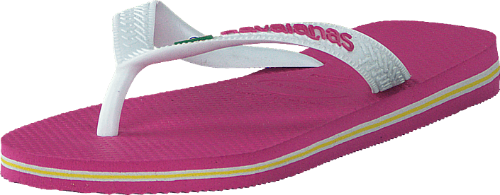 Havaianas - Brasil Logo Hollywood Rose