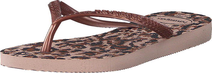 Havaianas - Slim Animal Ballet Rose