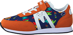 Albatross Kids Moomin Burnt Orange/bright White