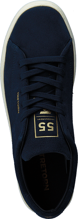 Tournamet Suede Navy