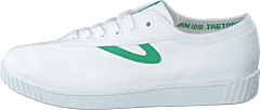 Nylite White/green