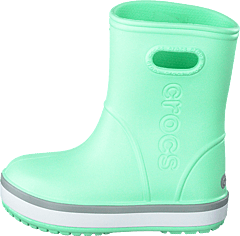 Crocband Rain Boot K Neo Mint/light Grey