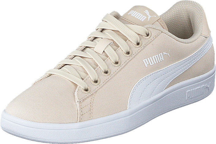 Puma Smash V2 Cv Tapioca-puma White