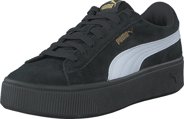 Puma - Puma Vikky Stacked Sd Puma Black-puma White
