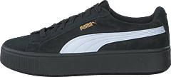 Puma Vikky Stacked Sd Puma Black-puma White
