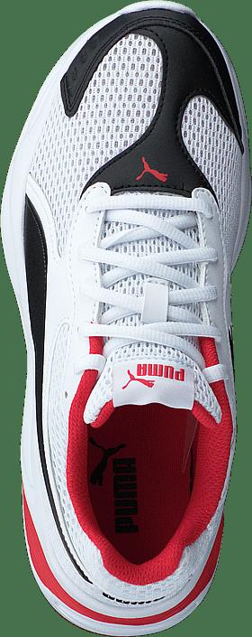 90s Runner Mesh Jr Puma White-puma Black-high Ris