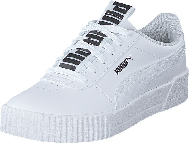 Carina Bold Puma White-puma White | Des chaussures pour toutes les ...