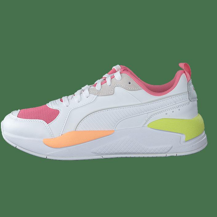 scarpe donna ginnastica running sport GOLA ACTIVE 37 38 39 40 BIANCO ROSA PINK