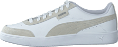 Court Legend Lo Puma White-high Rise