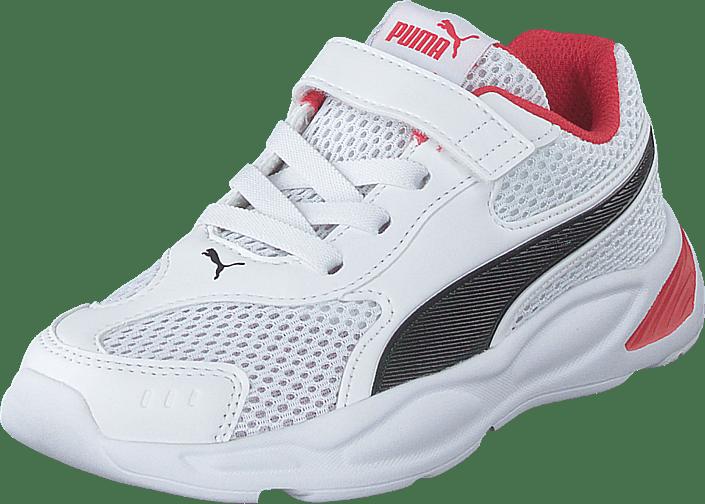 90s Runner Mesh Ps Puma White-puma Black-high Ris