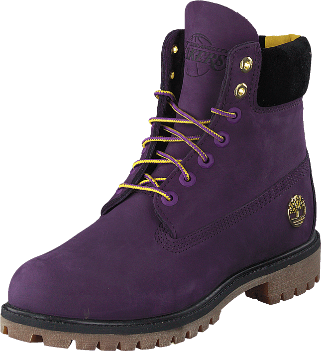 Timberland - 6 In Premium Boot Purple Pennant