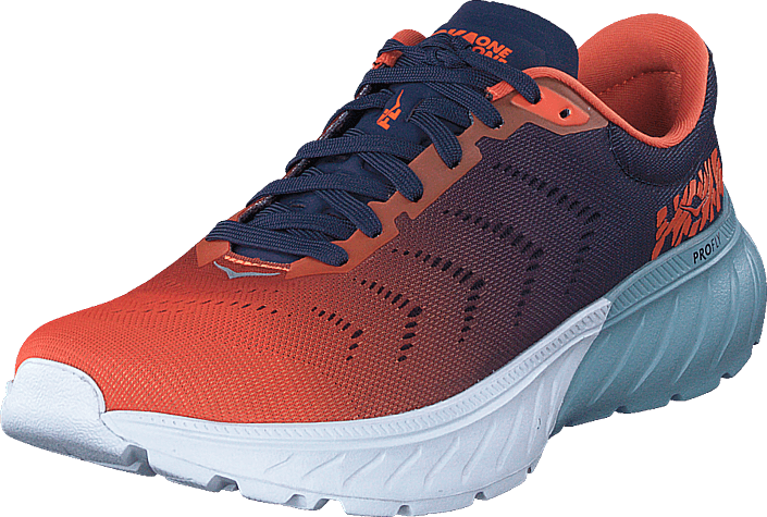Hoka One One - M Mach 2 Patriot Blue/nasturtium