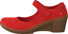 Rotterdam Coral Suede