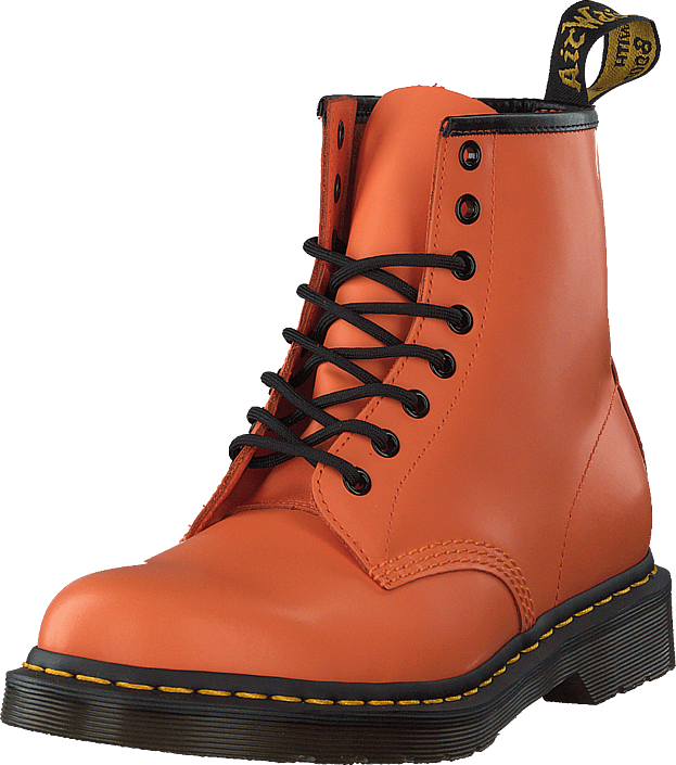Dr Martens - 1460 Orange Smooth