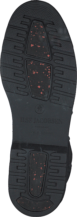 Kjøp Ilse Jacobsen Short Rubberboot Black sko Online