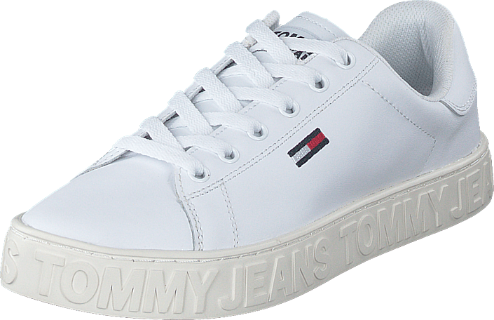 Tommy Hilfiger - Cool Tommy Jeans Sneaker White 100