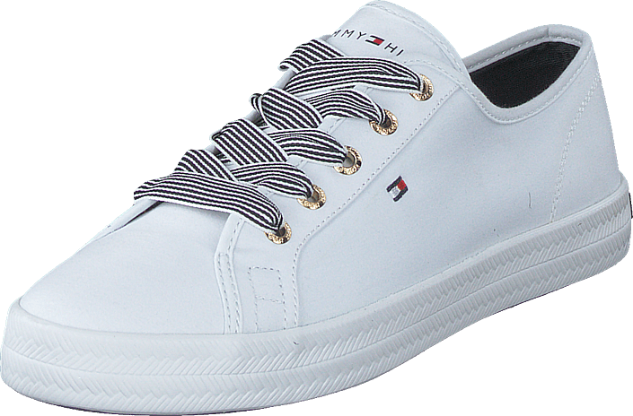 Tommy Hilfiger - Essential Nautical Sneaker White Ybs