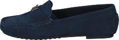Th Hardware Mocassin Sport Navy Db9