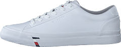 Corporate Leather Sneaker White Ybs