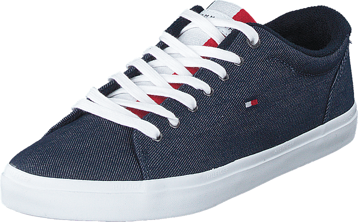 Tommy Hilfiger - Essential Long Lace Sneaker Desert Sky Dw5
