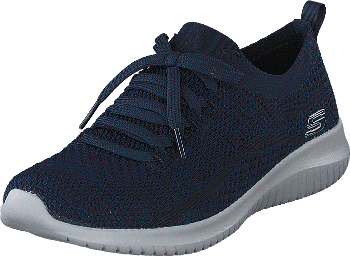 Skechers - Womens Ultra Flex - Statements Nvy