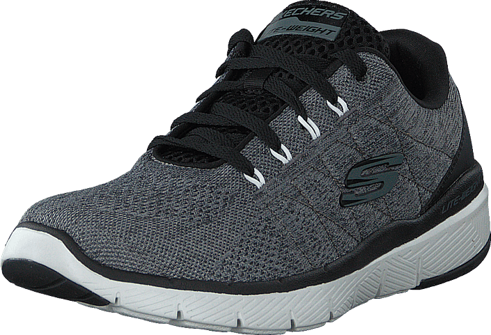 Skechers - Mens Flex Advantage 3.0 - Stal Ccbk