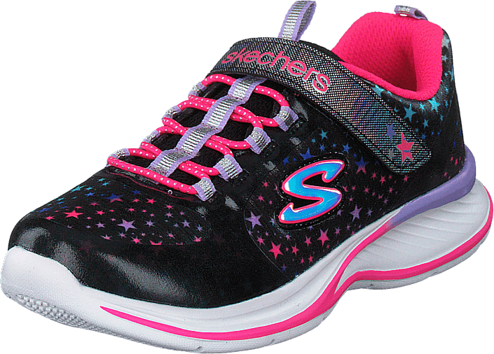 Skechers - Girls Jumpin' Jams Bkmt