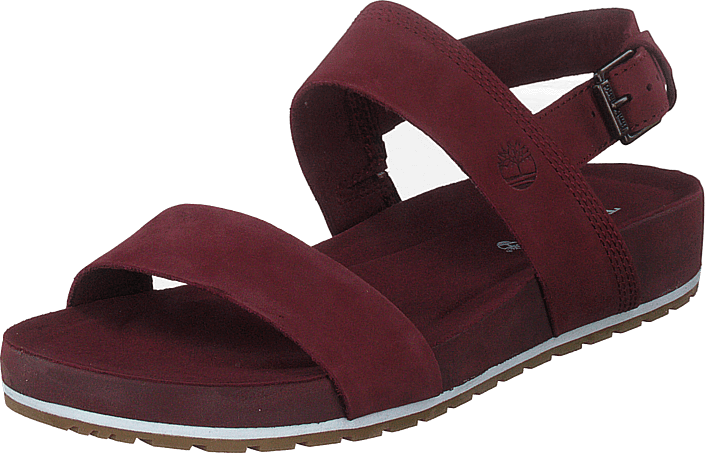 Timberland - Malibu Waves 2 Band Sandal Chocolate Truffle
