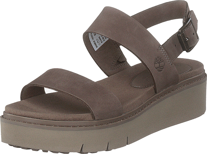 Timberland - Safari Dawn 2 Band Sandal Taupe Gray