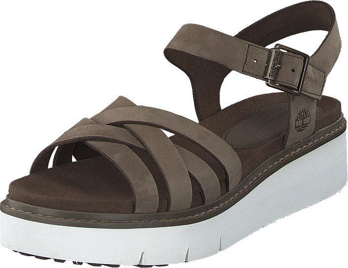 Safari Dawn Multi-strap Sandal Canteen