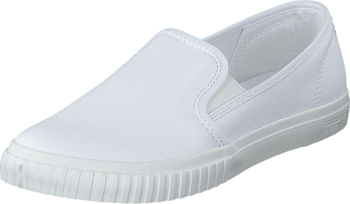 Timberland - Newport Bay Bumper Toe Slip On White
