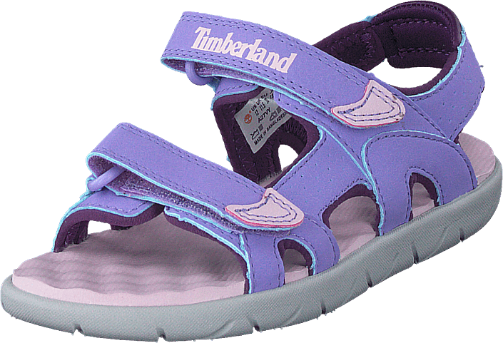 Timberland - Perkins Row 2-strap Violet Tulip