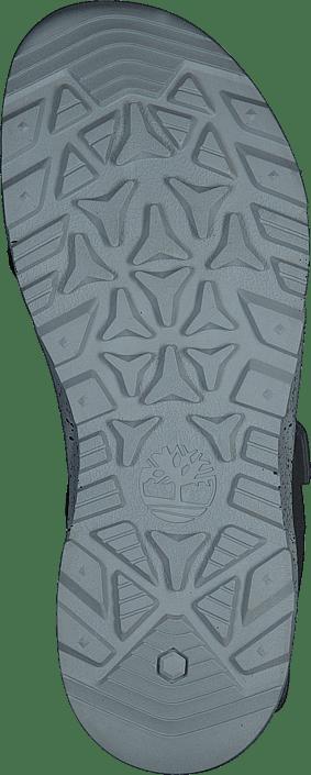 Ripcord 2 Strap Sandal Jet Black