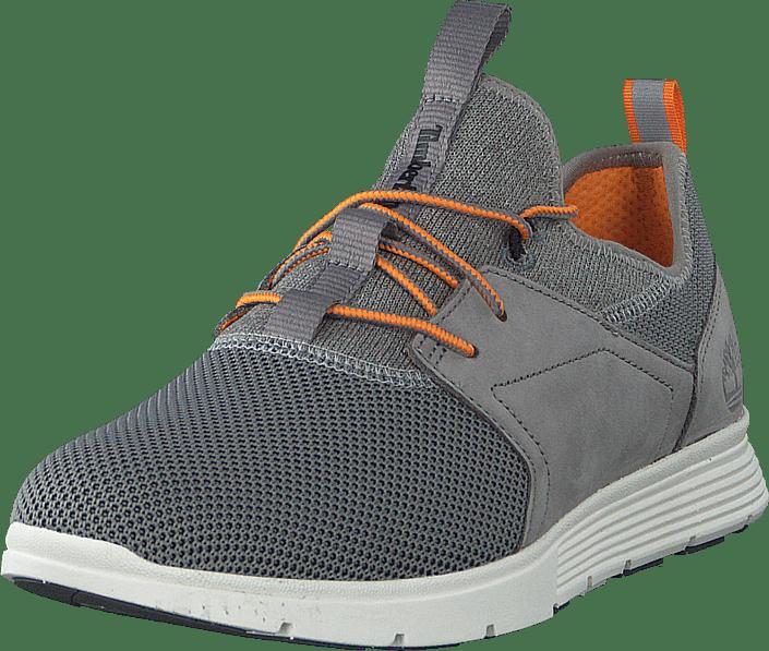 Timberland - Killington F/l Sock Fitox Medium Grey With Orange