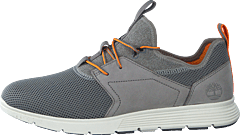 Killington F/l Sock Fitox Medium Grey With Orange