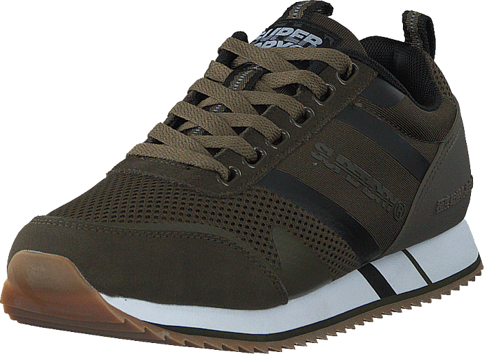 Superdry - Fero Runner Core Khaki