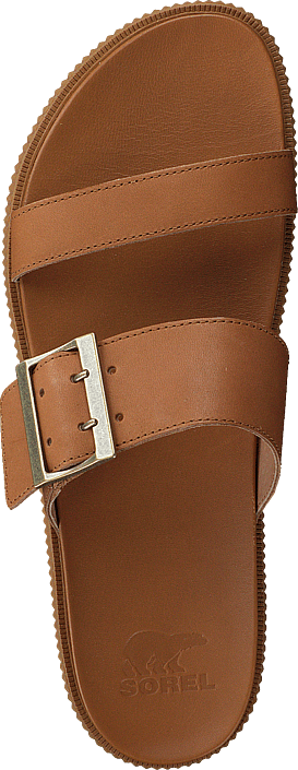Sorel - Roaming Buckle Slide Camel Brown