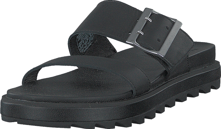 Sorel - Roaming Buckle Slide Black