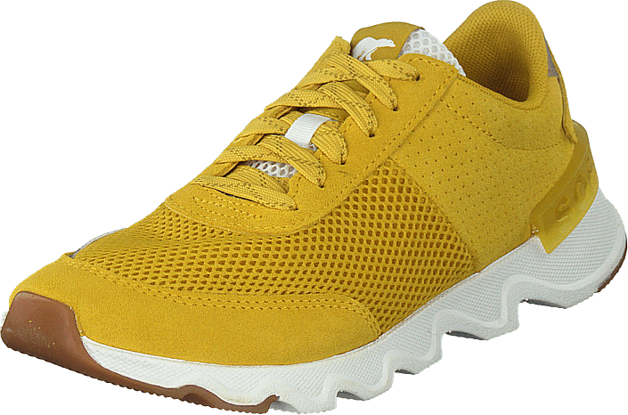 Kinetic Lite Lace Golden Yellow