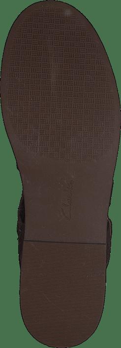 Declan Mix Mahogany Leather/nubuck