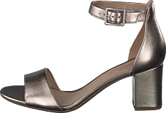 Deva Mae Pewter Leather