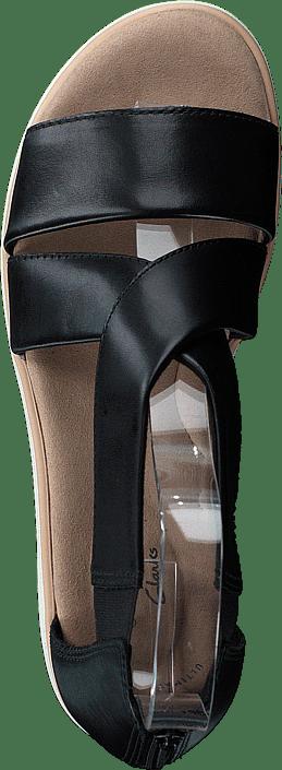 Jillian Rise Black Leather