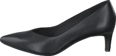 Laina55 Court Black Leather