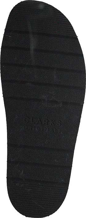 Lunan Slide Black Leather