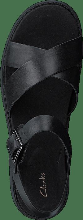 Orinoco Strap Black Leather