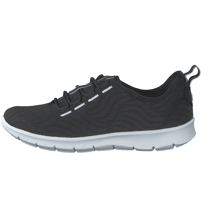 Cloudsteppers by Clarks STEP ALLENA GO Joggesko black