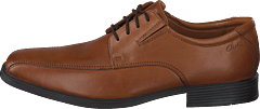 Tilden Walk Dark Tan Leather